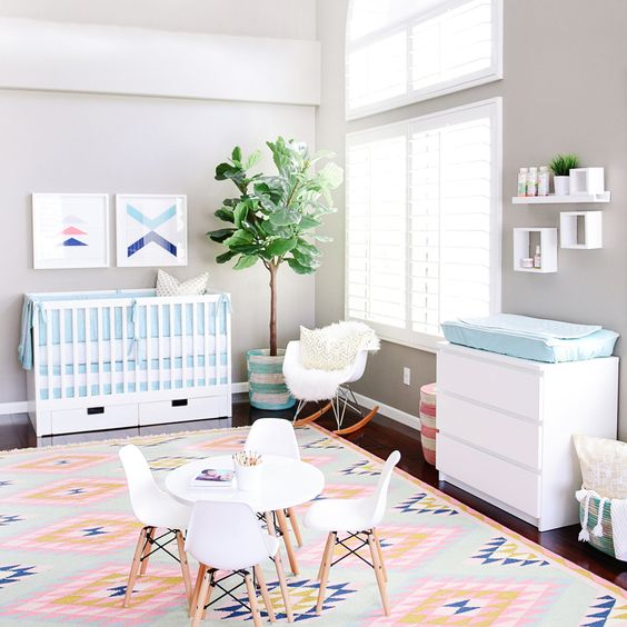 Designing A Baby S Room Consider The Following Points: Area Rug Round-up For Kids