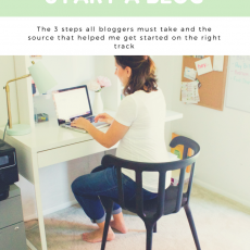So You Want to Start a Blog…
