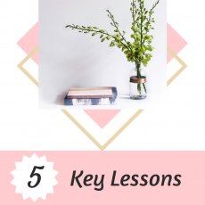 5 Key Lessons I Learned from Starting my own Interior Design Business