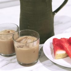 My Favorite Iced Coffee Recipe that is So Easy to Make!